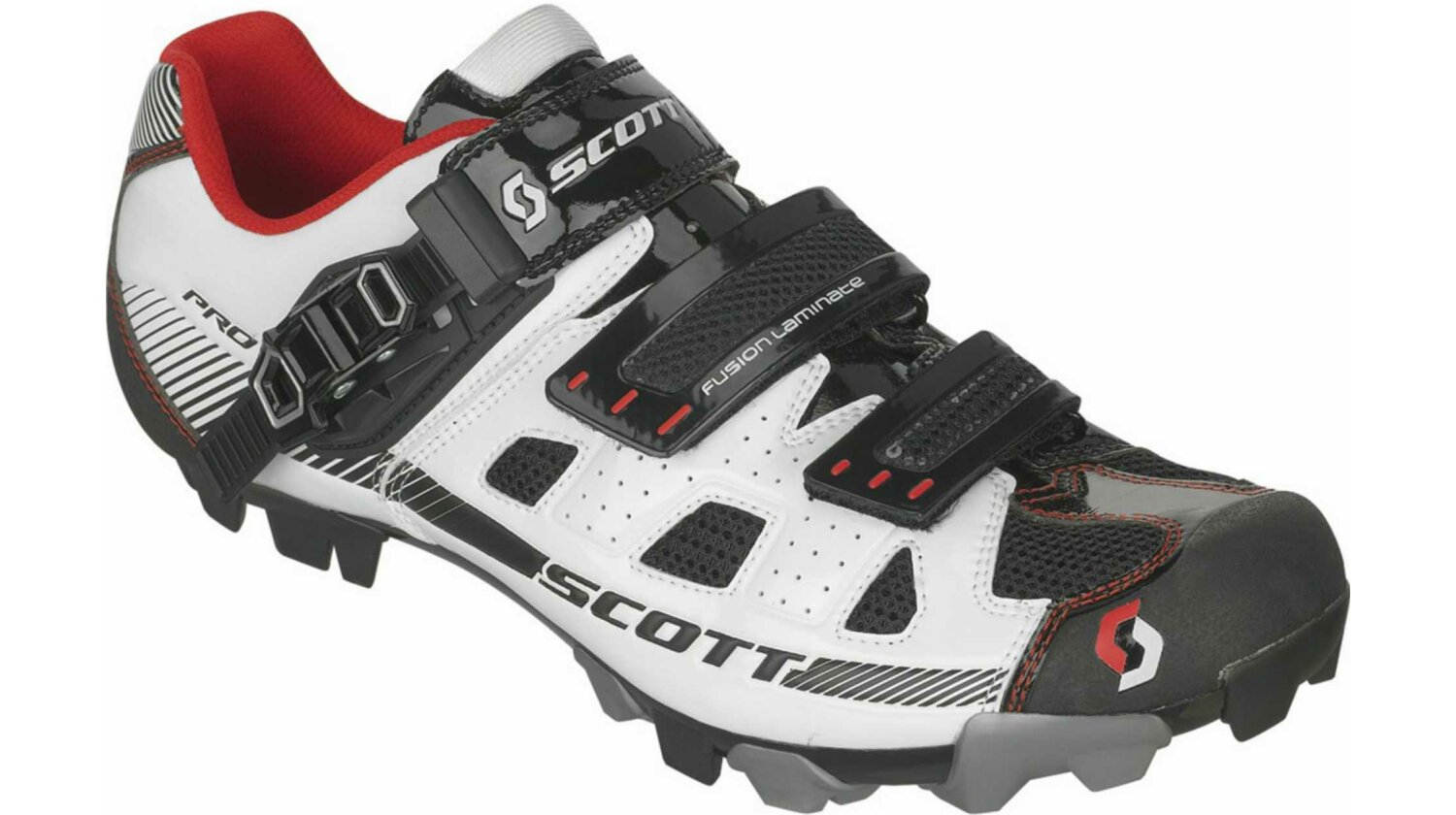 Scott MTB Pro Schuh white/black gloss 43