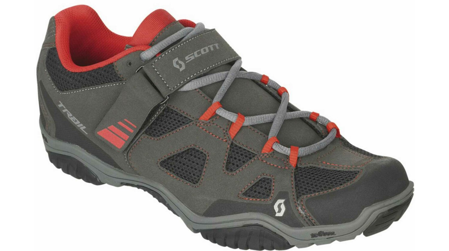 Scott Trail Evo Schuh black/red 43