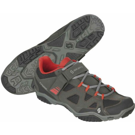 Scott Trail Evo Schuh black/red 48