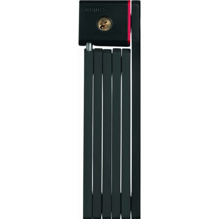 Abus uGrip Bordo 5700/80 Faltschloss black 80cm