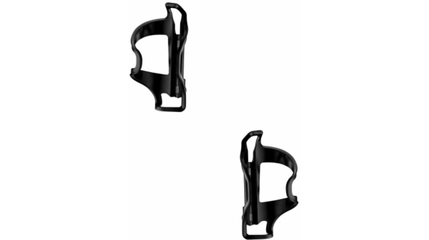 Lezyne Flow Flaschenhalter SL Pair black