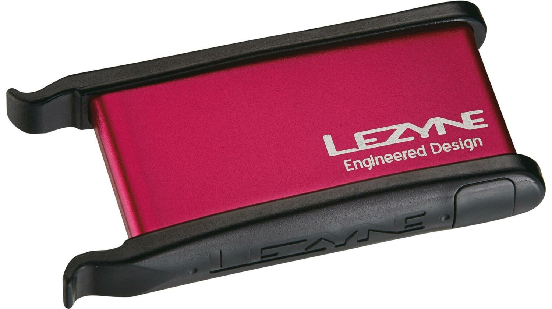 Lezyne Lever Kit Flickzeug red