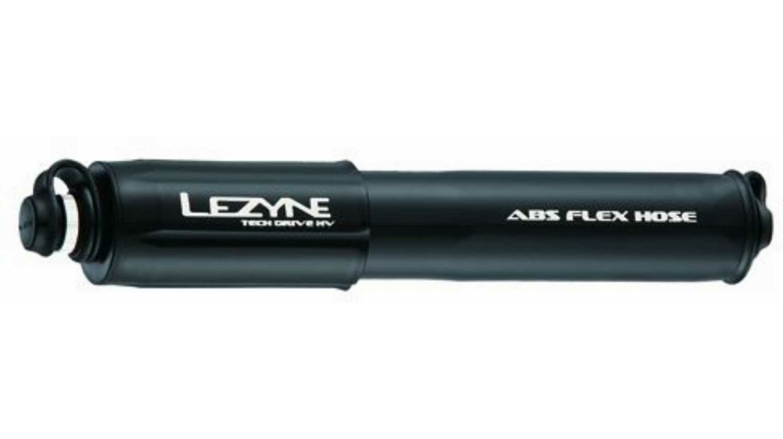 Lezyne Tech Drive HV Handpumpe black S