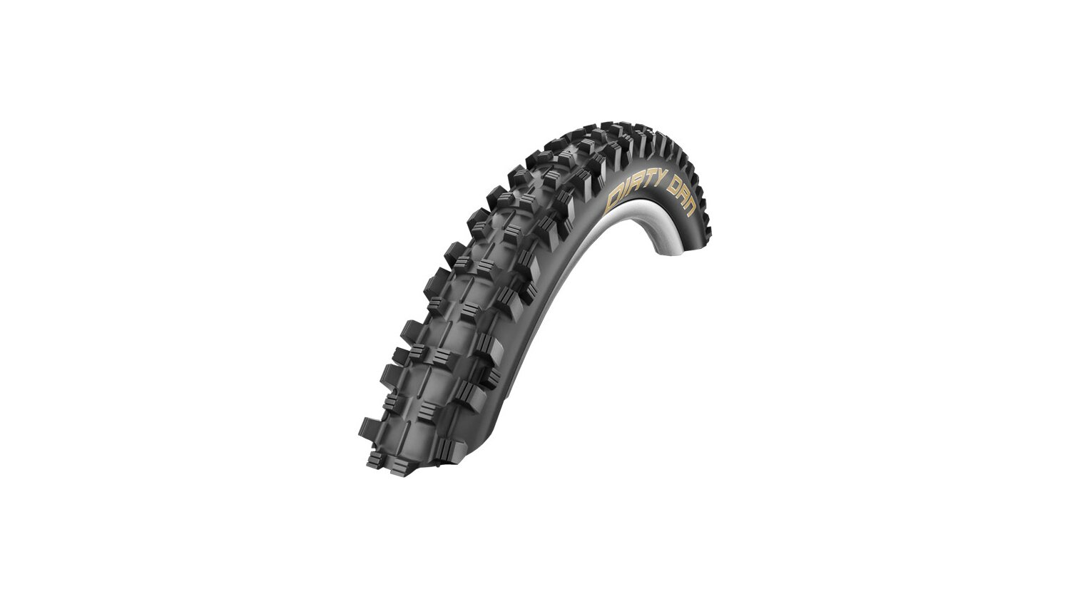 Schwalbe Dirty Dan Evolution 29  Faltreifen Tubeless Ready 50-622