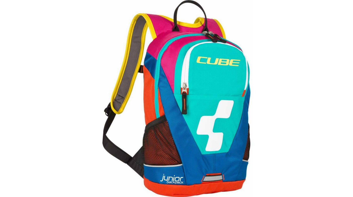 Cube Junior Rucksack mint�n�pink