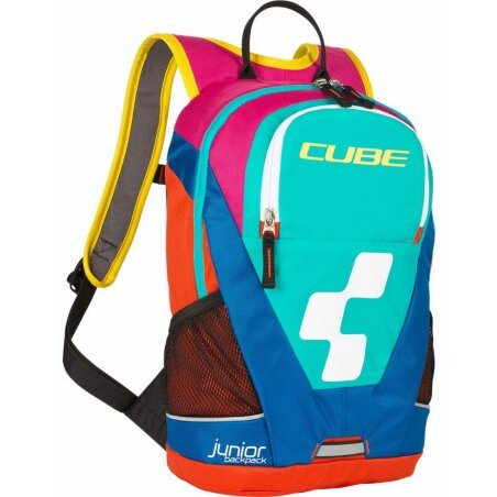 Cube Junior Rucksack mint´n´pink
