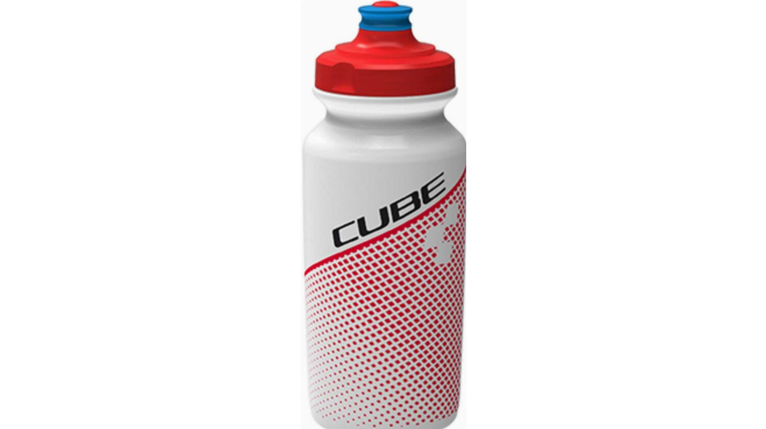 Cube Trinkflasche 0,5l  Teamline whitenblue