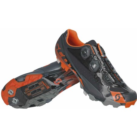 Scott MTB Premium Schuh black/orange gloss