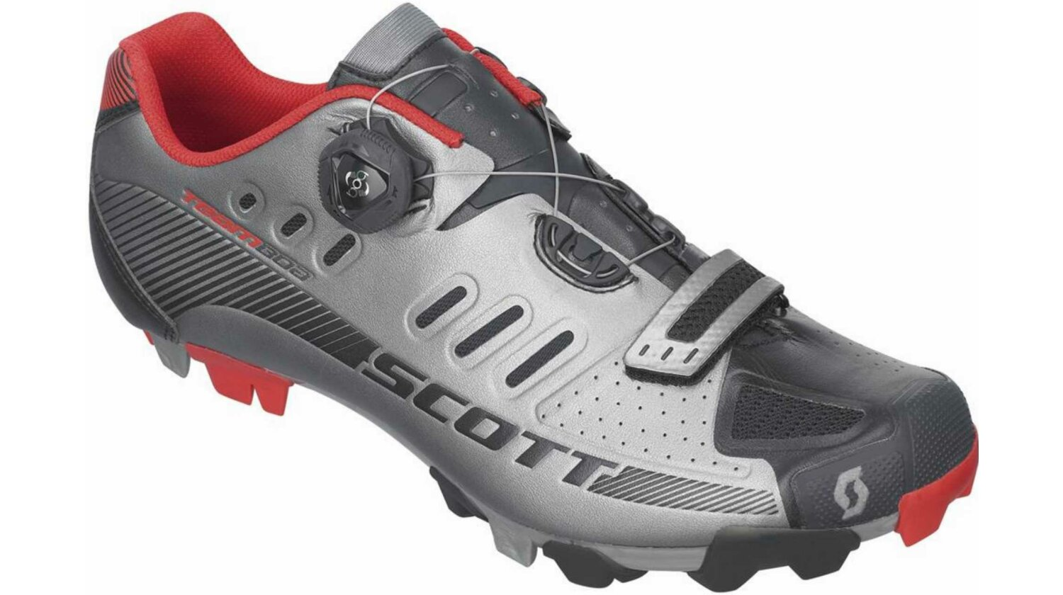 Scott MTB Team Boa Schuh dark grey/black 45