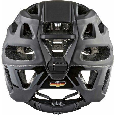 Alpina Garbanzo MTB-Helm black