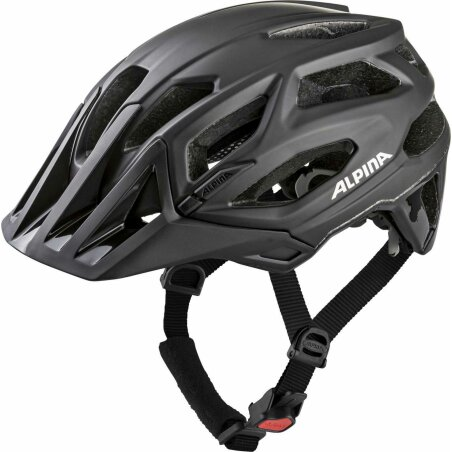 Alpina Garbanzo MTB-Helm black 57-61 cm