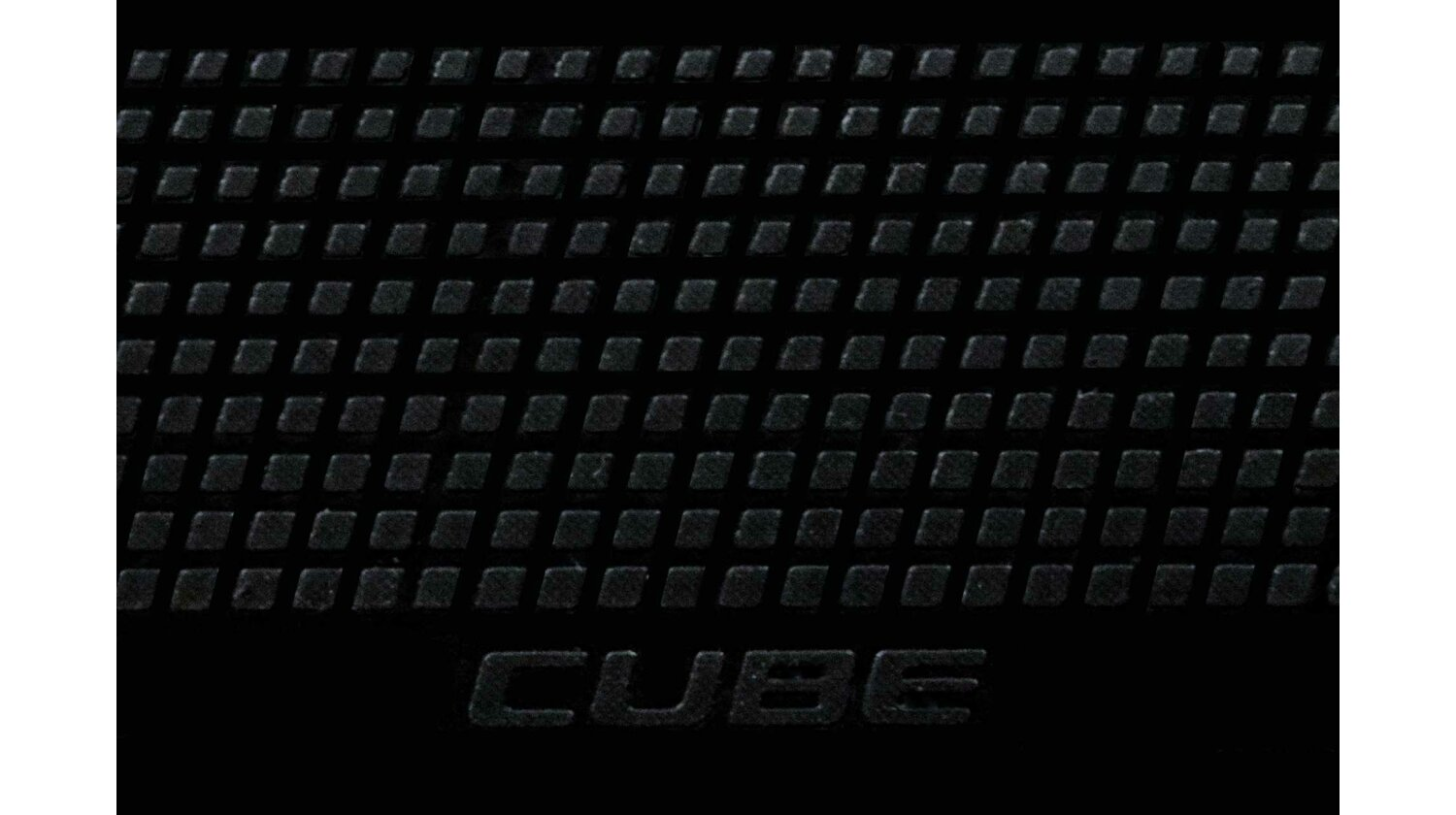 Cube Natural Fit Grip Lenkerband black