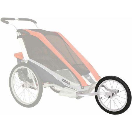 Thule Chariot Jogging-Set Cougar 1 / Cheetah 1