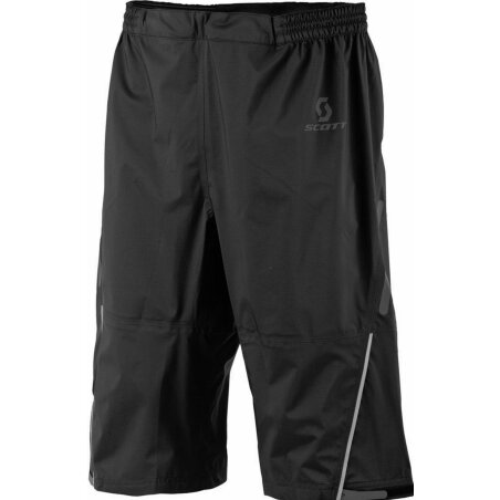 Scott Trail MTN 10 Regenshorts black/white