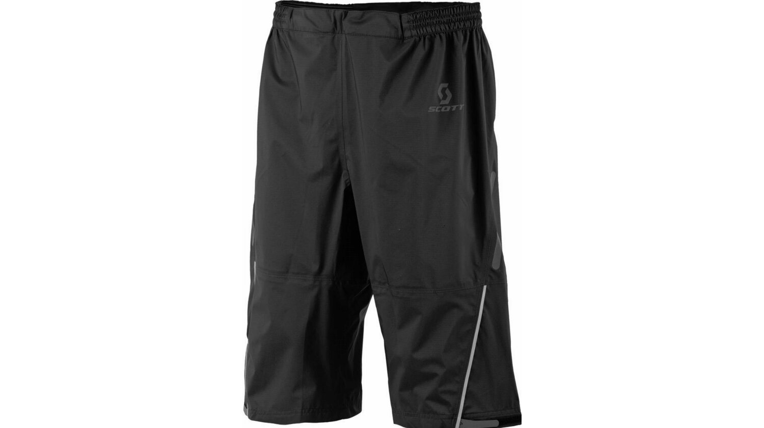 Scott Trail MTN 10 Regenshorts black/white L