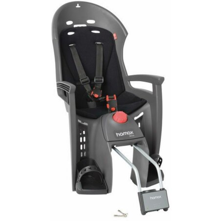 Hamax Siesta Kindersitz grau/orange