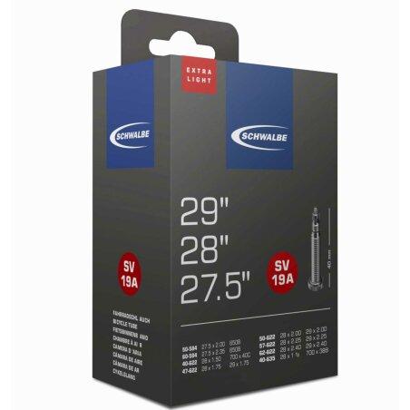 Schwalbe Nr.19A Schlauch Extralight 27,5 28 29