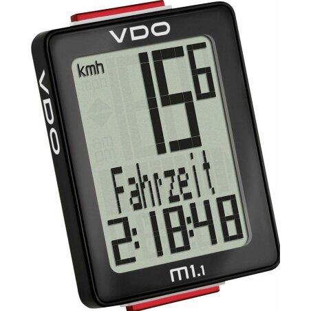 VDO M1.1 WR Fahrradcomputer