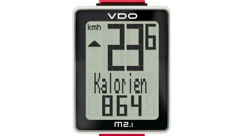 VDO M2.1 WR Fahrradcomputer
