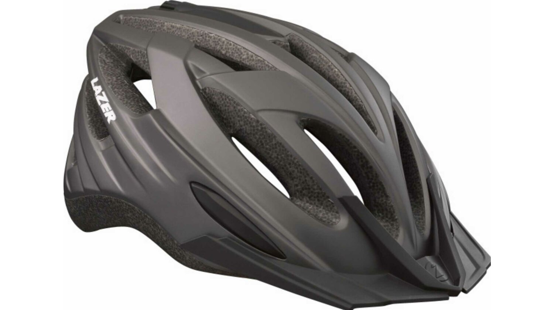 Lazer Vandal mat grey Helm