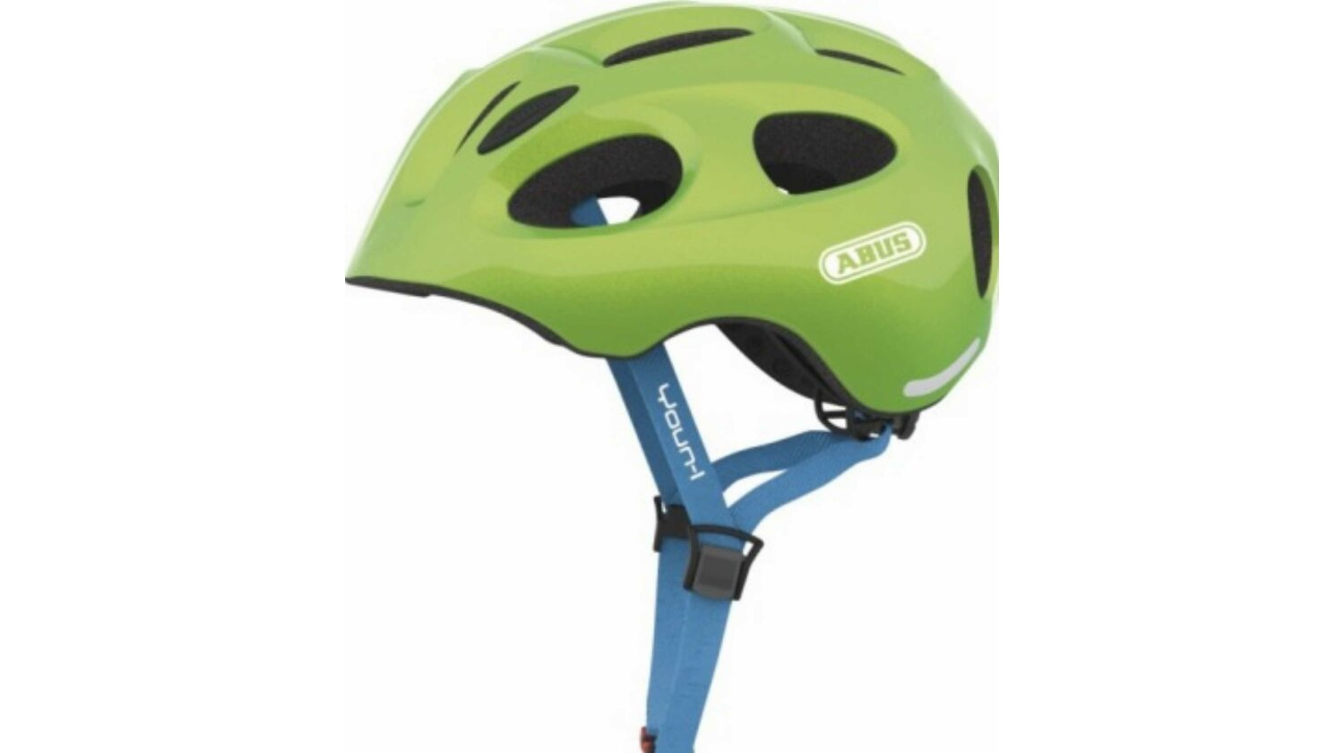 Abus Youn-I Helm sparkling green S (48-54 cm)