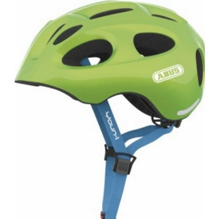 Abus Youn-I Helm sparkling green S/ 48-54 cm