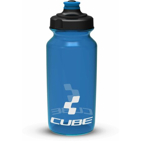 Cube Trinkflasche 0,5l  Icon blue