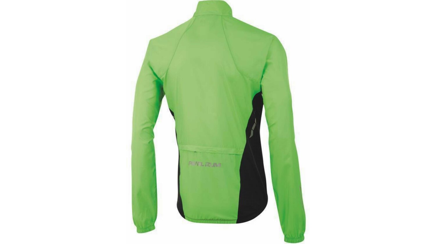 Pearl Izumi Elite Barrier Jacke black/screaming green