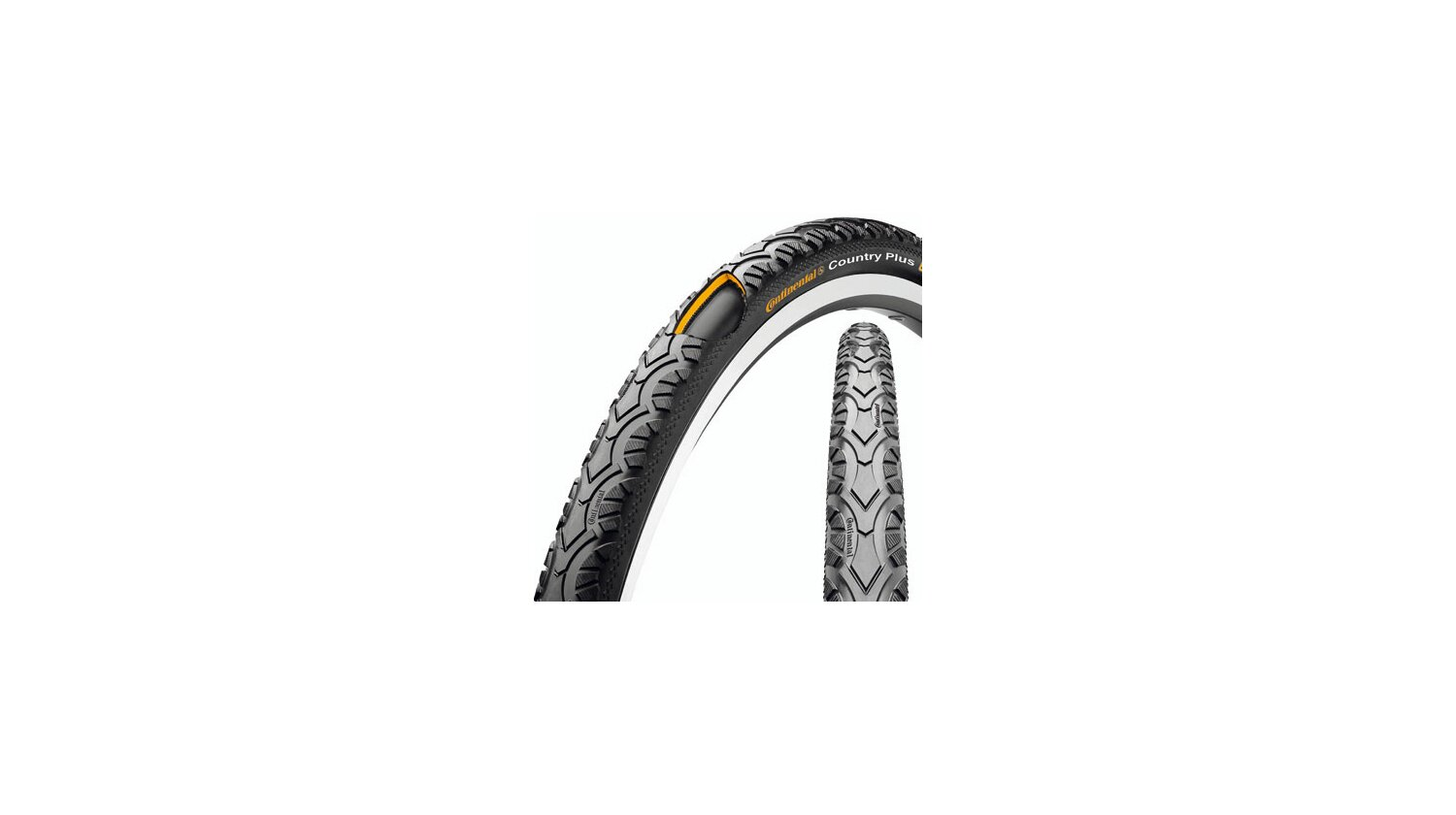 Continental Country Plus Reflex 28 Drahtreifen 37-622