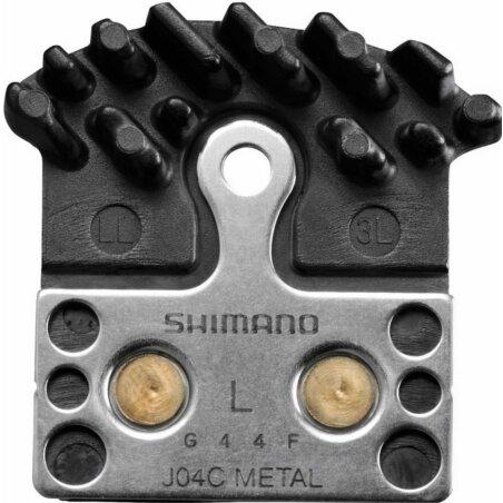 Shimano Ice-Tech J04C Metall mit Kühlrippen...
