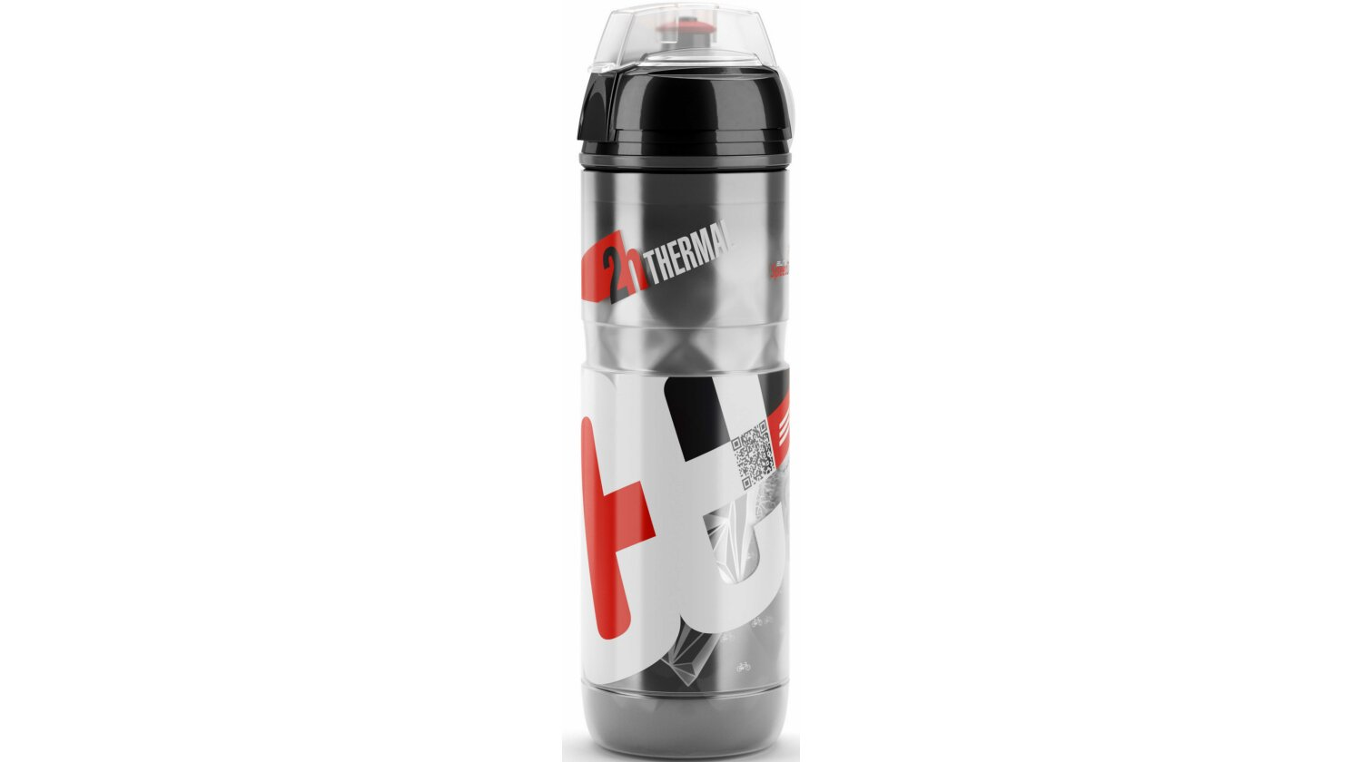 Elite Iceberg 2H New Design Thermo-Trinkflasche rot 650ml