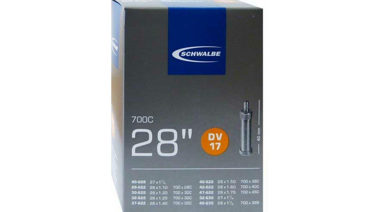 "Schwalbe Nr.17 Schlauch 28"" DV"