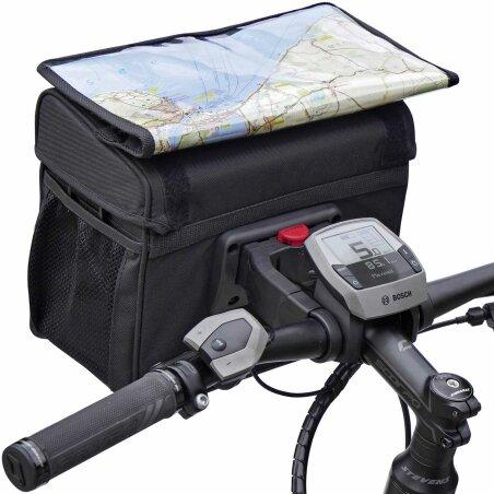 KLICKfix Distanzset E 25 mm für Lenkeradapter E schwarz