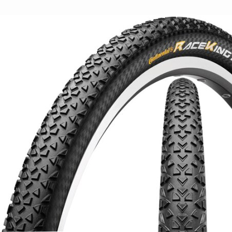 Continental Race King UST-Tubeless 26 MTB-Faltreifen