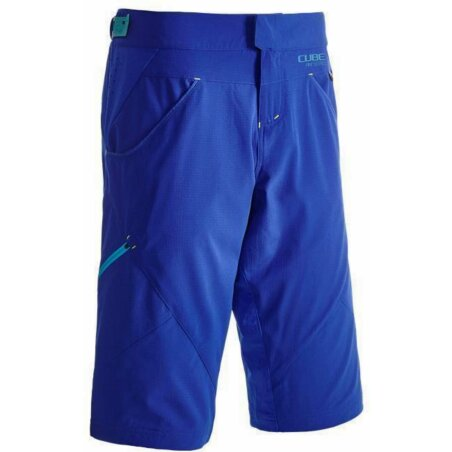 Cube AM Shorts blue