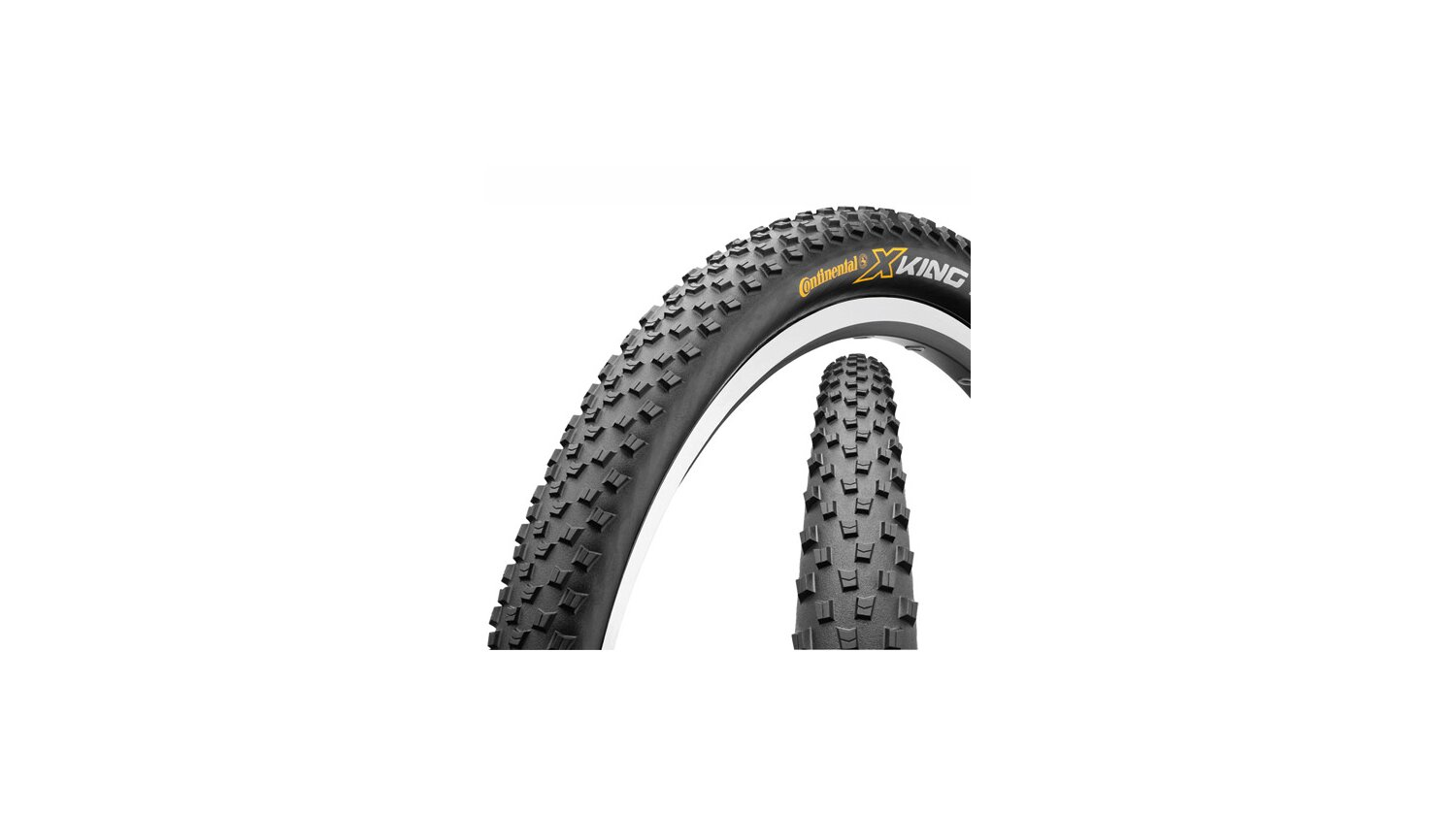 Continental X-King ProTection 26 MTB-Faltreifen 55-559