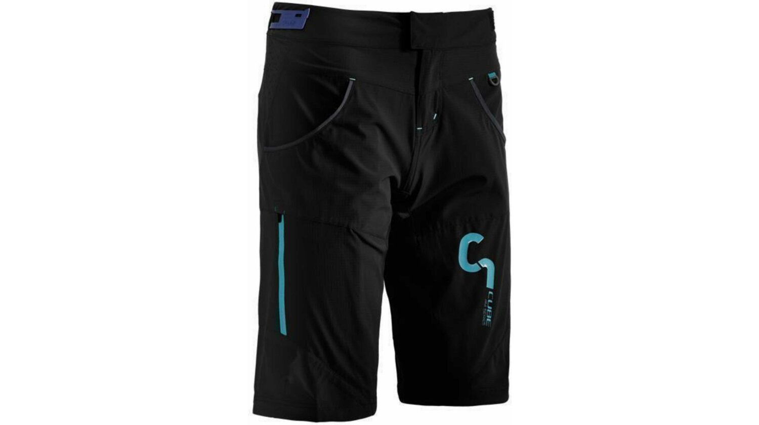 Cube AM WLS Shorts inkl. Innenhose black