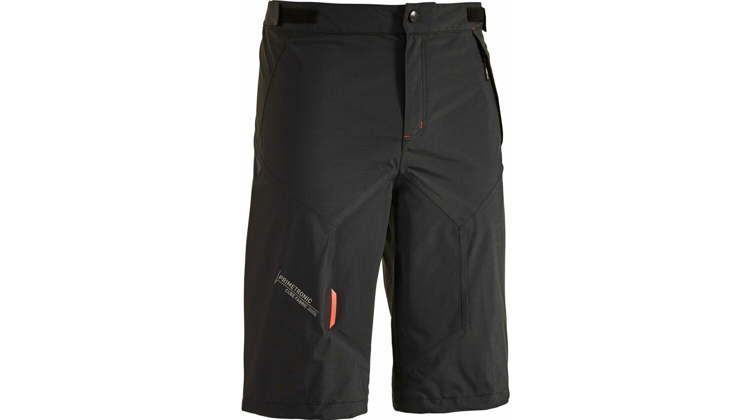 Cube BLACKLINE Regenhose kurz black´n´grey XL
