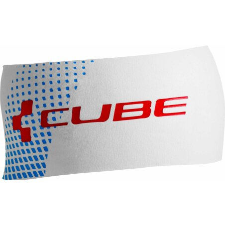 Cube Funktionsstirnband RACE white´n´red´n´blue