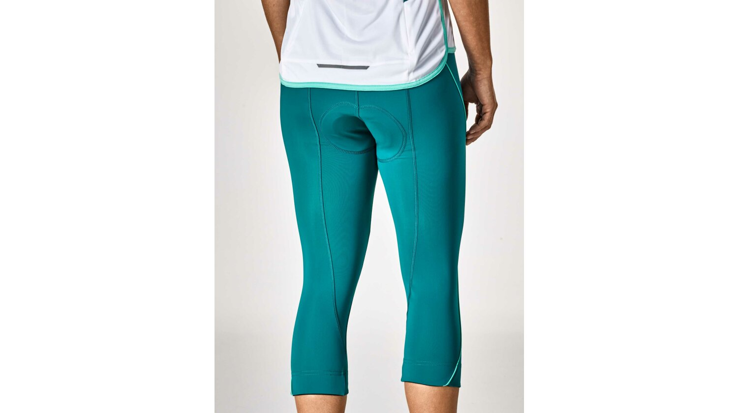 Cube TOUR WLS 3 / 4 Tights petrol S (36)