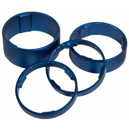 Cube Spacer - Set blue