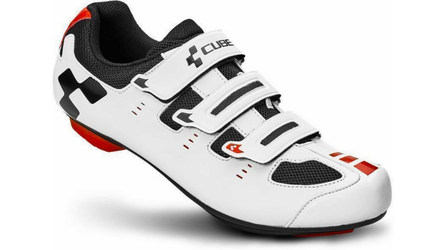 Cube Schuhe ROAD CMPT white�n�red