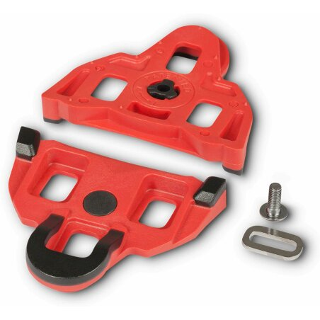 RFR Cleats SPD - SL 4,5° red´n´black