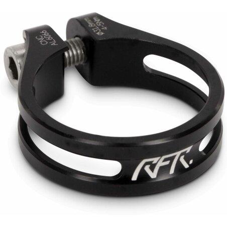 RFR Sattelklemme 31,8 mm Ultralight black