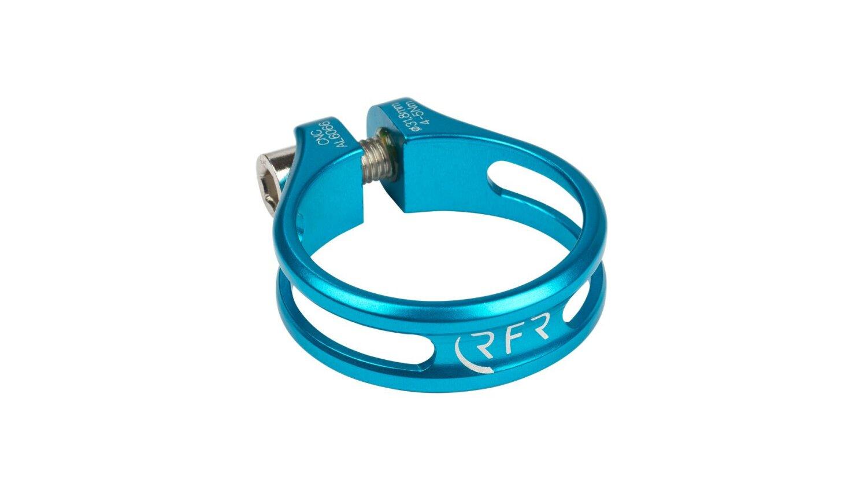 RFR Sattelklemme 31,8 mm Ultralight blue
