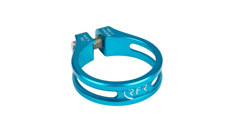 RFR Sattelklemme 34,9 mm Ultralight blue