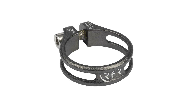 RFR Sattelklemme 31,8 mm Ultralight grey