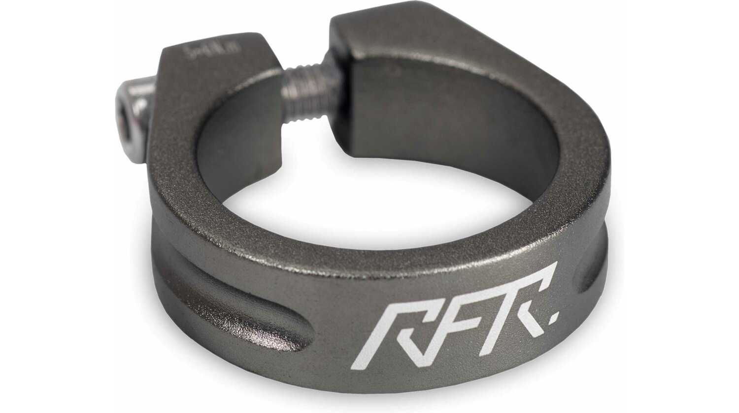 RFR Sattelklemme 34,9 mm grey