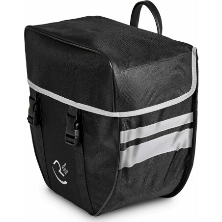 RFR Gepäckträgertasche black