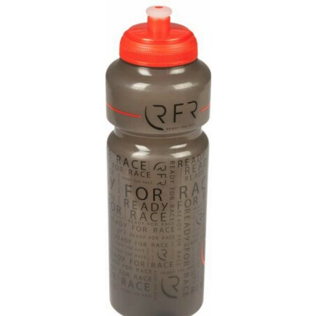 RFR Trinkflasche 0,75 l black´n´red
